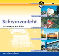 Informationsbroschüre des Marktes Schwarzenfeld