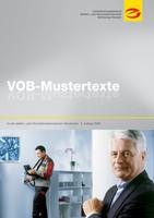 Rendsbrug VOB Mustertexte 2008/2009