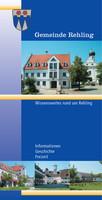 Die Bürgerinformationsbroschüre der Gemeinde Rehling