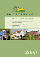 Jahreskalender der Stadt Tettnang 2009