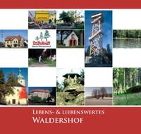Die Bürgerinformationsbroschüre der Stadt Waldershof