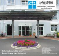 Klinikbroschüre Evangelisches Krankenhaus Bad Gandersheim