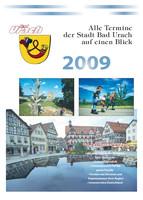 Alle Termine der Stadt Bad Urach auf einen Blick