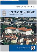 Die offizielle Klinikbroschüre der Stadt Geislingen