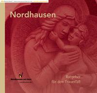 Bestattungsbroschüre der Stadt Nordhausen