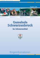 Bürgerinformationsbroschüre der Gemeinde Schwarzenbruck