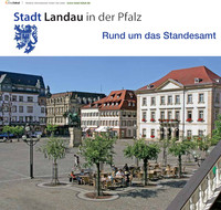 Die Standesamtbroschüre Landau