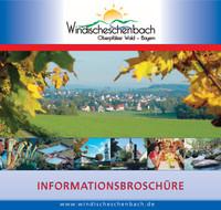 Die Bürgerinformationsbroschüre der Stadt Windischeschenbach