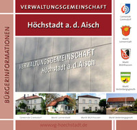 Die Bürgerinformationsbroschüre der Stadt Höchstadt