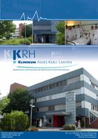 Die Patientenbroschüre des Klinikum Agnes Karll Laatzen