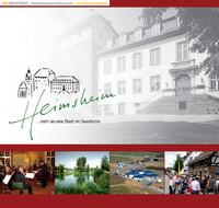 Die Bürgerinformationsbroschüre Heimsheim