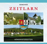 Bürgerinformationsbroschüre der Gemeinde Zeitlarn