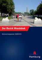 Die offizielle Seniorenbroschüre Bezirk Wandsbek