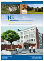 Klinikbroschüre Robert Koch Gehrden