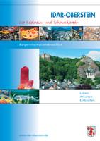 Bürgerinformationsbroschüre der Stadt Idar-Oberstein