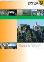 Die Kreis-Informationsbrochüre Wissenswertes und Wirtschaft/ Sehenswertes und Kultur