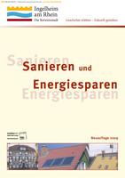 Sanieren und Energiesparen