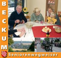 Die offizielle Seniorenbroschüre der Stadt Beckum