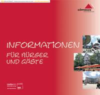 Informationen für Bürger und Gäste