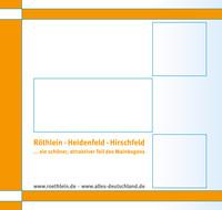 Die Bürgerinformationsbroschüre der Gemeinde Röthlein