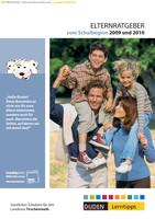 Elternratgeber zum Schulbeginn 2009 / 2010
