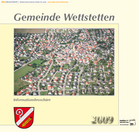 Informationsbroschüre Gemeinde Wettstetten