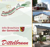 Info Broschüre der Gemeinde
