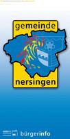 Bürgerinformationsbroschüre Gemeinde Nersingen