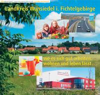 Landkreisbroschüre - Wo es sich gut arbeiten, wohnen und leben lässt