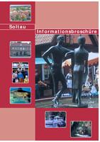 Die Bürgerinformationsbroschüre der Stadt Soltau