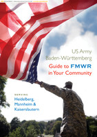 US-Army Baden-Württemberg-Guide to FMWR in Your Community
