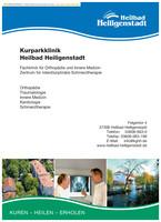 Kurparkklinik Heilbad Heiligenstadt