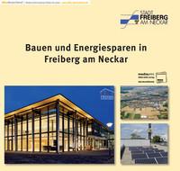 Bauen und Energiesparen in Freiberg am Neckar