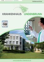 Informationsbroschüre Krankenhaus Lindenbrun