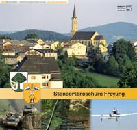 Standortbroschüre Freyung
