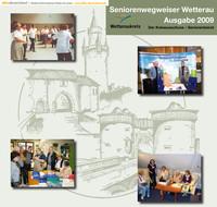 Seniorenwegweiser Wetterau 2009
