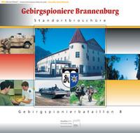 Gebirgspioniere Brannenburg - Standortbroschüre