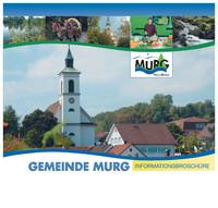 Bürger-Informationsbroschüre der Gemeinde Murg