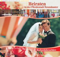 Hochzeitsbroschüre der Stadt Neumünster