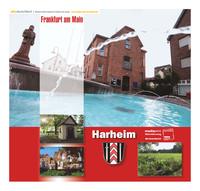 Die offizielle Bürgerinformationsbroschüre Harheim