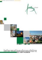 Informationsbroschüre der Stadt Friedberg