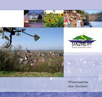Bürger-Informationsbroschüre der Gemeinde Sinzheim