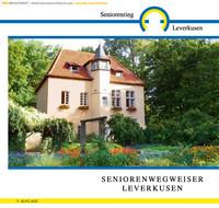 Der Seniorenwegweiser für die Stadt Leverkusen