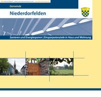 Die Sanier- und Energiesparbroschüre der Gemeinde Niederdorfelden
