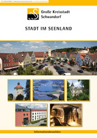 Informationsbroschüre- Stadt im Seenland