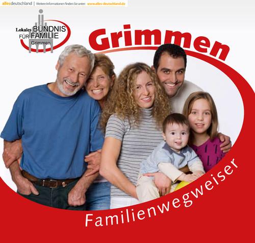 Familienwegweiser der Stadt Grimmen
