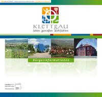 Bürger-Informationsbroschüre - Alles Wissenswerte über Klettgau
