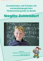 Grundschulen und Schulen mit sonderpädagogischem Förderschwerpunkt im Bezirk