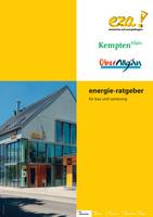 Eza! - Energieratgeber für Bau und Sanierung