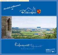 Die Bürgerinformationsbroschüre der Stadt Bisingen